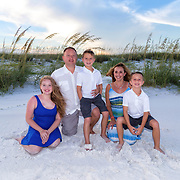Flora-Duty Family Beach Photos