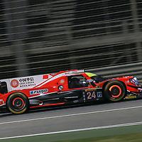 #24, CEFC Manor TRS Racing, Oreca 07 Gibson, driven by: Matt Rao, Benjamin Hanley, Jean-Eric Vergne, WEC BAPCO 6 Hours of Bahrain, 16/11/2017,