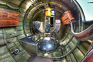 B-17G Ball Turret station