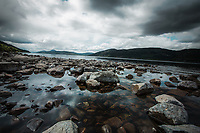 Loch Ness, about twenty miles southwest of Inverness, Scotland. Copyright 2019 Reid McNally.