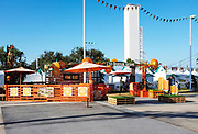 The Orange Grove Exhibit at the Orange County Fair