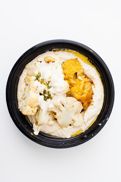 Kruveet & Squash Hummus Bowl from Taboonette ($11.43)
