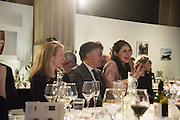 MICHAEL COHEN; EDIE COHEN, Whitechapel Gallery Art Icon 2015 Gala dinner supported by the Swarovski Foundation. The Banking Hall, Cornhill, London. 19 March 2015