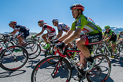 Jan Tratnik (SLO) of team Amplatz - BMC during the 166.8 km long 6th stage from Lienz to Kitzbuheler Horn at 67th Tour of Austria, on July 8, 2015, Austria. Photo by Urban Urbanc / Sportida
