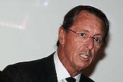 2008/05/23 Roma, conferenza stampa Loro Piana. Nella foto Pier Giorgio Loro Piana.<br /> Rome, Loro Piana press conference. In the picture Pier Giorgio Loro Piana - &copy; PIERPAOLO SCAVUZZO