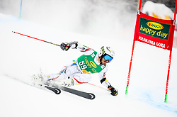Joan Verdu (AND) competes during 1st run of Men's GiantSlalom race of FIS Alpine Ski World Cup 57th Vitranc Cup 2018, on March 3, 2018 in Kranjska Gora, Slovenia. Photo by Ziga Zupan / Sportida