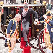 NLD/Den Haag/20180918 - Prinsjesdag 2018, Ceremoniemeester en  Kamerheer