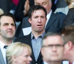 05.05.2013, Anfield, Liverpool, ENG, Premier League, FC Liverpool vs FC Everton, 36. Runde, im Bild Liverpool legend Robbie Fowler during the English Premier League 36th round match between Liverpool FC and Everton FC at Anfield, Liverpool, Great Britain on 2013/05/05. EXPA Pictures © 2013, PhotoCredit: EXPA/ Propagandaphoto/ David Rawcliffe..***** ATTENTION - OUT OF ENG, GBR, UK *****