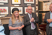 MARY KILLEN, Elliott and Thompson host a book launch of How the Queen can Make you Happy by Mary Killen.- Book launch. The O' Shea Gallery. St. James's St. London. 20 June 2012.