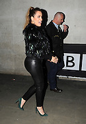 15.NOVEMBER.2013. LONDON<br /> <br /> CODE - EBDB<br /> KHLOE KARDASHIAN ARRIVES AT BBC RADIO ONE, LONDON<br /> <br /> BYLINE: EDBIMAGEARCHIVE.CO.UK<br /> <br /> *THIS IMAGE IS STRICTLY FOR UK NEWSPAPERS AND MAGAZINES ONLY*<br /> *FOR WORLD WIDE SALES AND WEB USE PLEASE CONTACT EDBIMAGEARCHIVE - 0208 954 5968*