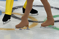 The XXII Winter Olympic Games 2014 in Sotchi, Olympics, Olympische Winterspiele Sotschi 2014, Figure Skating, Pairs Short Program,<br />  *** Local Caption ***