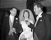 1959 Wedding - Duncan-Andrews