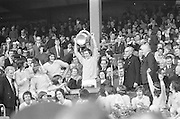 All Ireland Minor Football Final in Croke Park, Tyrone v Kildare..Commissioned by Kerryman (john Barrett)..23.09.1973  23rd September 1973