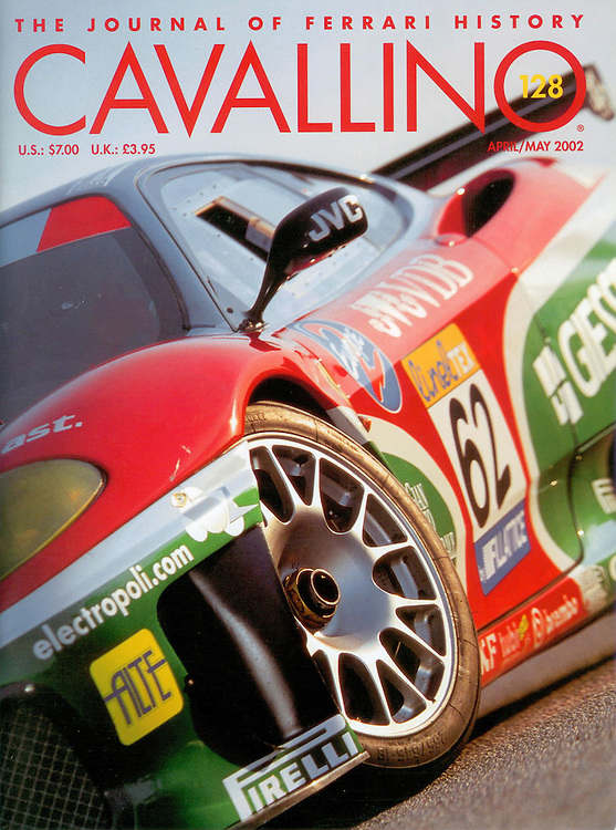 Magazine Cover - 360 GT