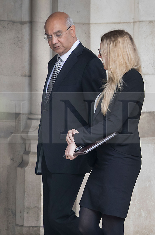 © Licensed to London News Pictures. 04509/2016. London, UK. Keith Vaz MP is seen in Parliament on the first day back for MP's after the summer break..  A Sunday newspaper has printed allegations that Mr Vaz met with male prostitutes at his flat.  He has stood down from the chairmanship of the Home Affairs Select Committee. Photo credit: Peter Macdiarmid/LNP