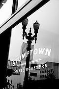 The Famous Stumptown Coffee in Portland