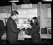 Young Scientist of the Year Exhibition.02/01/1970