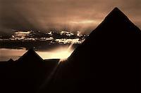 The Pyramids of Giza, Cairo Egypt