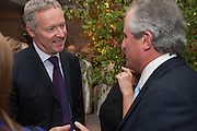 RORY BREMNER;  LORD ASTOR, The Cartier Chelsea Flower show dinner. Hurlingham club, London. 20 May 2013.