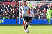 Ryan Tunnicliffe (4) during the EFL Sky Bet Championship match between Nottingham Forest and Luton Town at the City Ground, Nottingham, England on 19 January 2020.