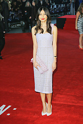 © Licensed to London News Pictures. 20/01/2014, UK. Gemma Chan, Jack Ryan: Shadow Recruit - European Film Premiere, Vue West End, Leicester Square, London UK, 20 January 2014. Photo credit : Richard Goldschmidt/Piqtured/LNP