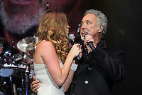 Tom Jones and Joss Stone