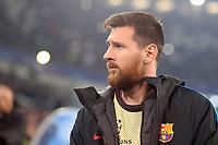 23.11.2017 - Torino - Champions League   -  Juventus-Barcellona nella  foto: Lionel Messi