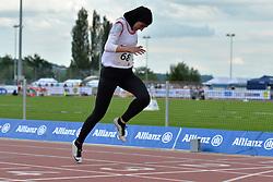 05/08/2017; Safarzadeh Ghahderijani, Hagar, T12, IRI at 2017 World Para Athletics Junior Championships, Nottwil, Switzerland
