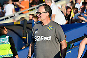 Leeds United manager Marcelo Bielsa before the Pre-Season Friendly match between Oxford United and Leeds United at the Kassam Stadium, Oxford, England on 24 July 2018. Picture by Graham Hunt.