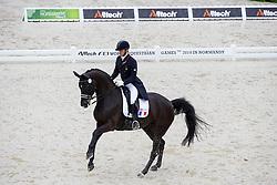 Marc Boblet, (FRA), Noble Dream Concept Sol - Grand Prix Team Competition Dressage - Alltech FEI World Equestrian Games™ 2014 - Normandy, France.<br /> © Hippo Foto Team - Leanjo de Koster<br /> 25/06/14