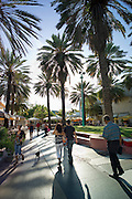 Lincoln mall in Miami Beach, Florida, USA