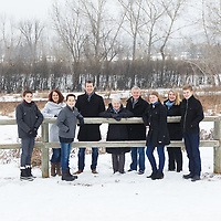2018_12_26 - Extended Miller Family Portraits at Edworthy Park