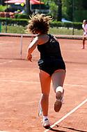 """Michelle Janis, European Maccabi Games, LTTC """"Rot-Weiß"""", Berlin, Foto: Claudio Gärtner"""