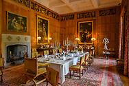 UK, Scotland, Highlands, Sutherland, Dunrobin Castle