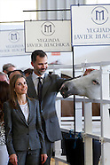 100214 Spanish Royals attend the Opening of the international fair livestock