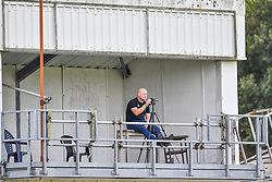 West Wales Raiders v Workington Town<br /> <br /> Photographer Craig Thomas/Replay Images<br /> <br /> Betfred League 1 - West Wales Raiders v Workington Town  - Saturday 21st July 2018 - Stebonheath Park - Llanelli<br /> <br /> World Copyright © 2017 Replay Images. All rights reserved. info@replayimages.co.uk - www.replayimages.co.uk