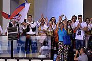 DESCRIZIONE : Trieste Torneo internazionale Serbia Canada<br /> GIOCATORE : Tifosi<br /> CATEGORIA : Tifosi<br /> SQUADRA : Serbia Serbia<br /> EVENTO : Torneo Internazionale Trieste<br /> GARA : Serbia Canada<br /> DATA : 04/08/2014<br /> SPORT : Pallacanestro<br /> AUTORE : Agenzia Ciamillo-Castoria/Max.Ceretti<br /> Galleria : FIP Nazionali 2014<br /> Fotonotizia : Trieste Torneo internazionale Serbia Canada