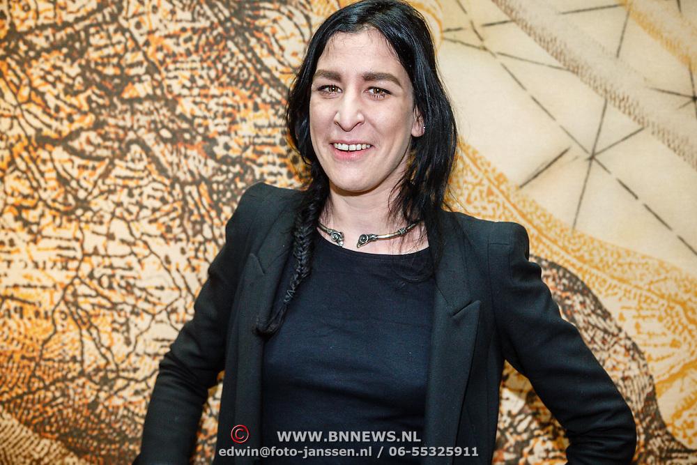 """NLD//Amsterdam/20160426 - Perspresentatie """"De Wereld Rond in 6 Stappen"""", Ellen Bandita"""