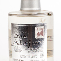 Don Alejo blanco -- Image originally appeared in the Tequila Matchmaker: http://tequilamatchmaker.com