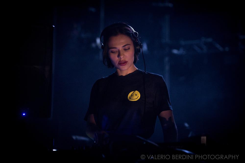 Nina Kraviz live at Field Day London on 3 June 2017