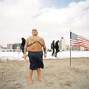 Coney Island Polar Bear Plunge. January 30, 2011.