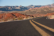 Valley of Fire State Park, Nevada's first state park. Nationally recognized for oustanding scenic, geologic and archological features.