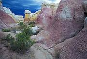 Calhan Paint Mines, eastern plains