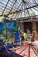 Casa particular in Gibara, Holguin, Cuba.