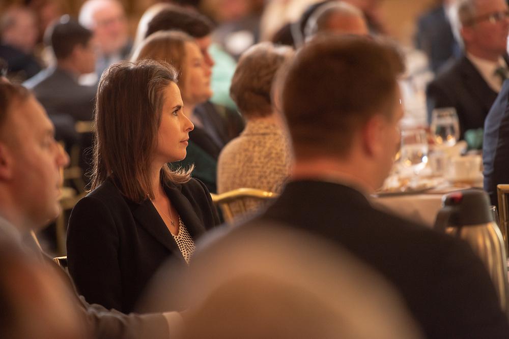 Alumni, State Alumni Government Luncheon, Voinovich School of Leadership and Public Policy