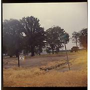 Stovall Farms.Outside Clarksdale, MS..Yashica D .Kodak Porta 400 film.