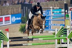 Philippaerts Anthony, BEL, All Right du Genet<br /> Jumping Mechelen 2018<br /> © Hippo Foto - Sharon Vandeput<br /> 26/12/18