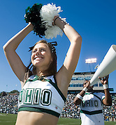 cheerleaders at O.U. football team vs. Western Michigan home football game on Saturday, 10/7/06.