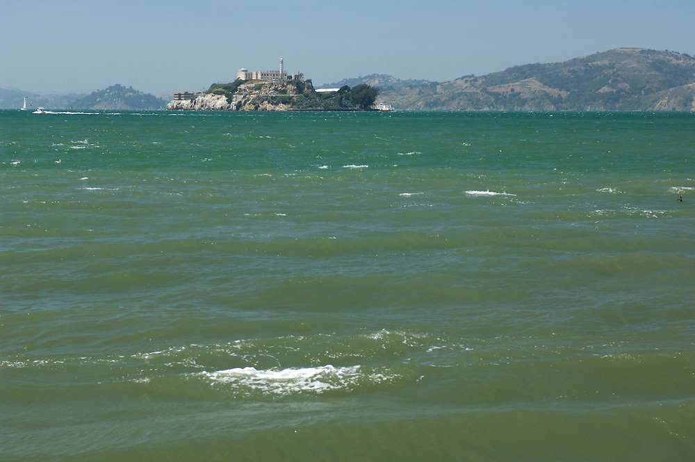 Alcatraz Island, San Francisco Bay, San Francisco, California, United States of America