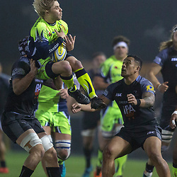 13,04,2018 Aviva Premiership Newcastle and Sale Sharks